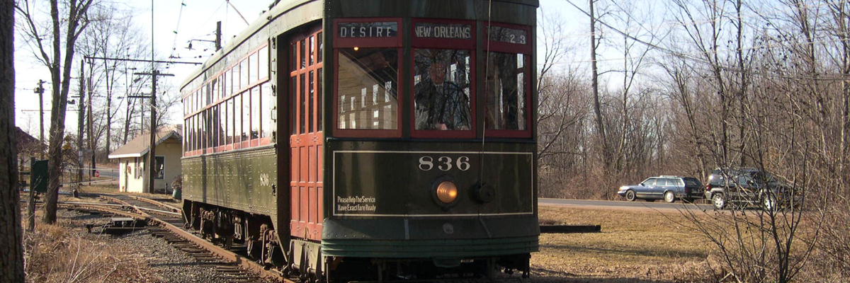 News and activities at the Connecticut Trolley Museum.