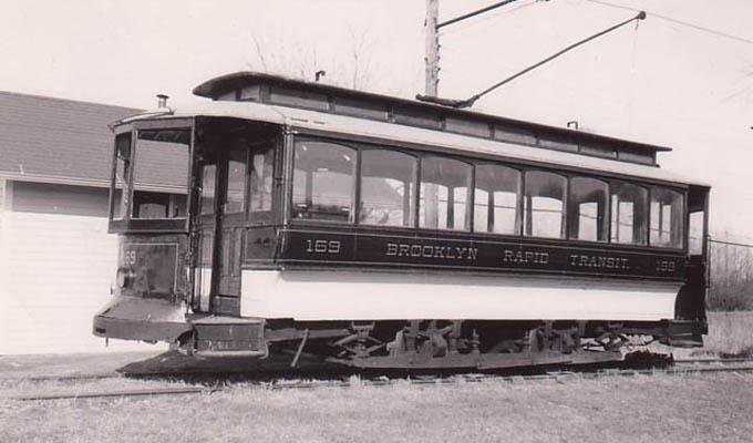 Brooklyn Rapid Transit 169