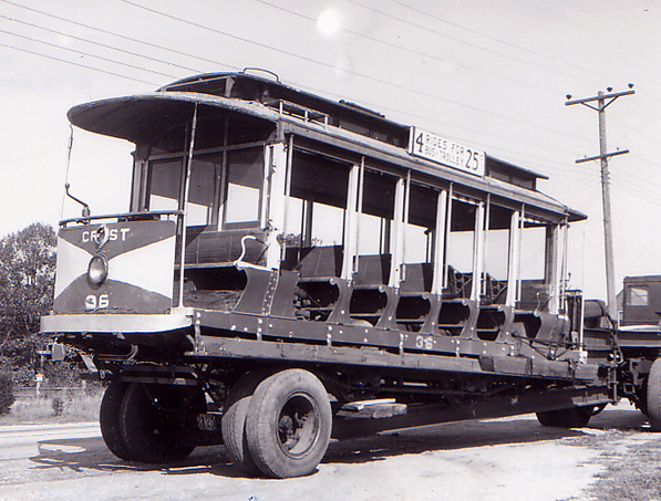 Five Mile Beach Electric Railway 36