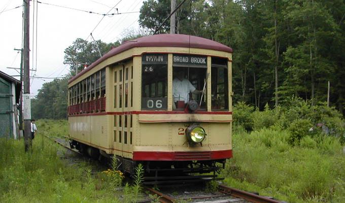 Montreal Tramways 2600