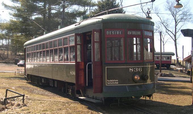 New Orleans Public Service 836