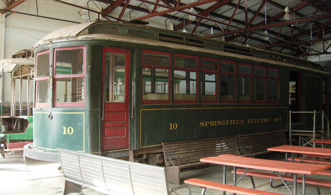 Springfield Electric Railway 10