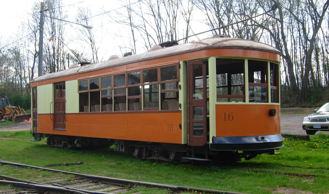 Springfield Electric Railway 16