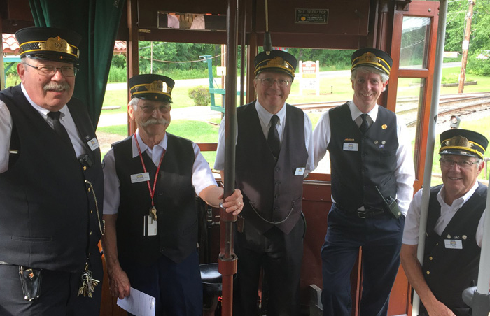 Guest Motorman Day