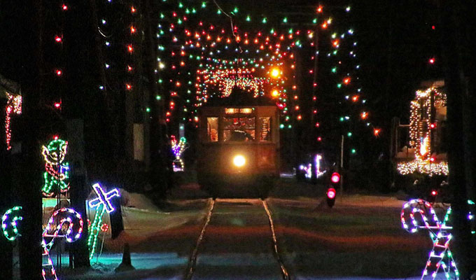 Connecticut Trolley Museum Upcoming Events