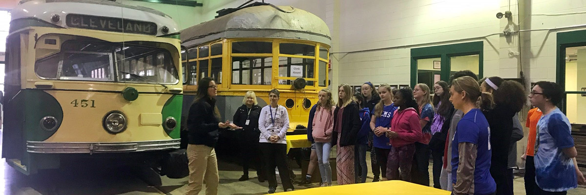 Your donations promote educational programs and restorations at the Connecticut Trolley Museum